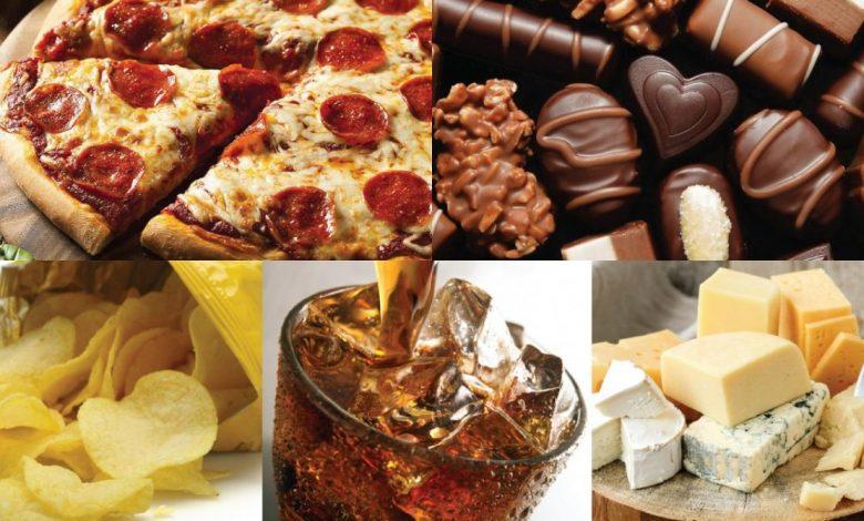 Sabes cuáles son los alimentos más adictivos