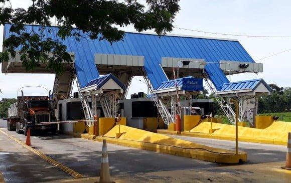Transporte público tendrá descuento en 4 peajes de Córdoba