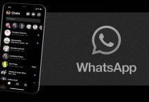 """Modo Oscuro"" de Whatsapp ya está disponible"