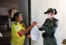 Alcaldía de Montería inició entrega de ayudas a familias vulnerables