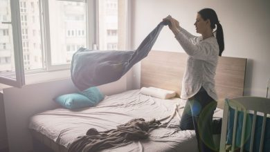 Cada cuánto tiempo deberíamos lavar las sábanas y toallas