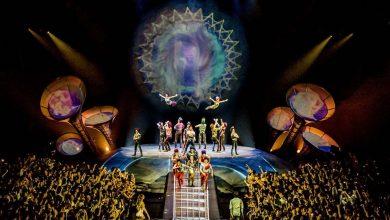 El Cirque du Soleil habilitó plataforma para presentar sus shows