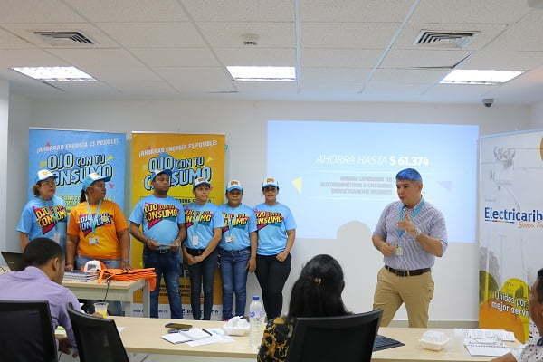 Electricaribe lanza campaña uso responsable de la energía