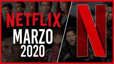 Estrenos de Netflix en el mes de marzo