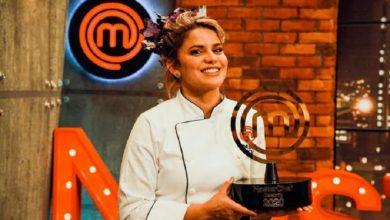 La cordobesa Adriana Lucia ganó MasterChef Celebrity