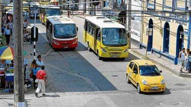 Transporte público de la ciudad de Montería operará en un 50