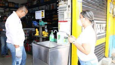 Alcaldía verifica y acompaña apertura de sectores en Montería