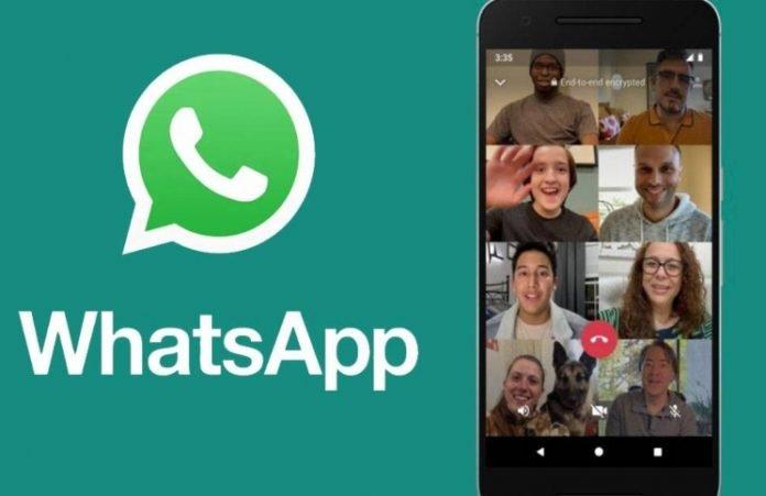 Cómo hacer videollamadas de 8 personas en Whatsapp