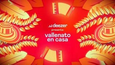Conciertos de vallenato en Deezer