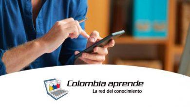 """Conoce la nueva herramienta, """"Colombia Aprende"""""""