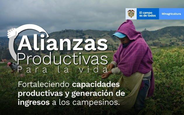 Convocatoria para productores agrícolas