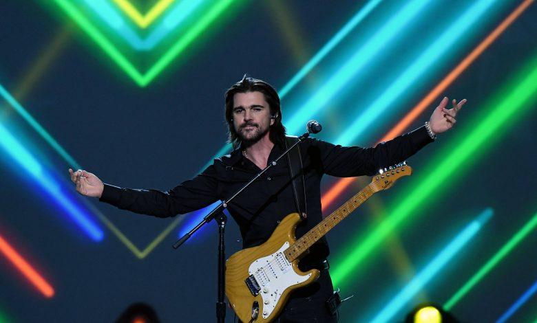 Mañana concierto de Juanes con la Filarmónica de Bogotá