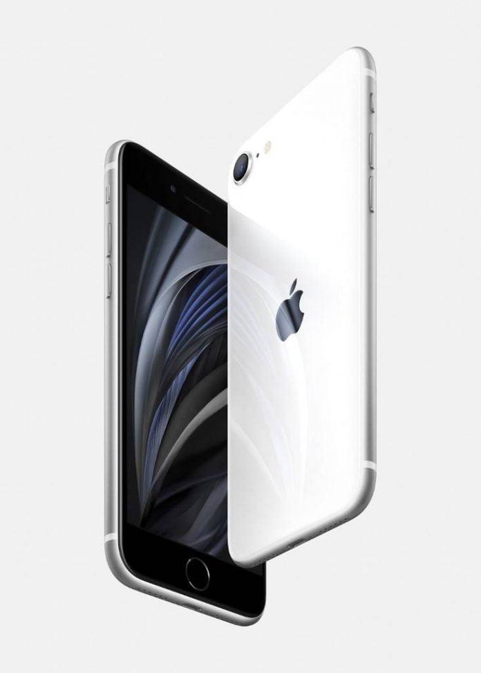 Nuevo Iphone SE gama media de Apple