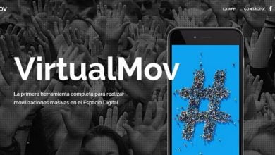 Plataforma para manifestaciones virtuales a nivel mundial