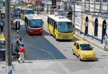 Precauciones al usar transporte público para evitar contagio por Covid19