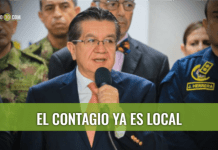 Qué es la fase de mitigación en la que se encuentra Colombia