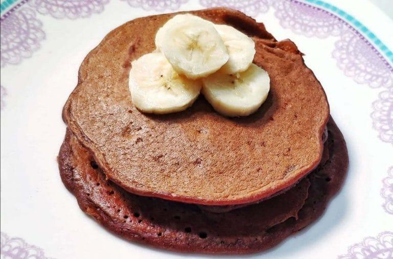 Receta para pancakes de Dulce Vida repostería