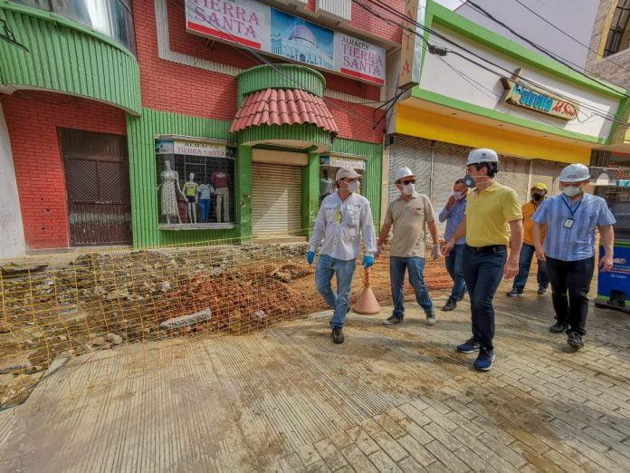 Reiniciarán obras en Montería