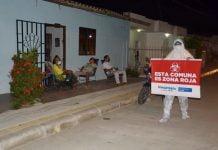 Acciones que se han tomado en las comunas de alto riesgo en Montería