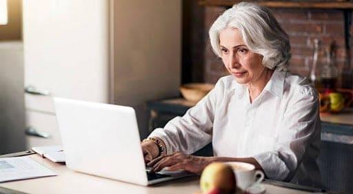 Así puede solicitar pensión de vejez de manera virtual