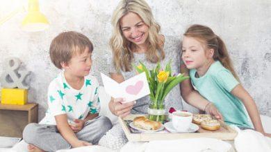Cómo celebrar el Día de la Madre en cuarentena
