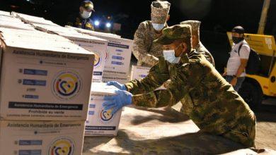 Córdoba recibe ayudas de 'Colombia está contigo'