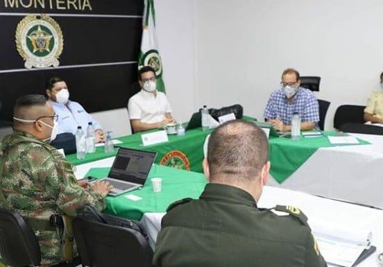 Enlace para conocer los casos positivos de COVID-19 en Montería