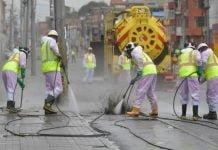 Esto dice la OMS sobre desinfectar espacios exteriores