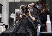 Formulario de inscripción para peluquerías, centros estéticos y comerciales