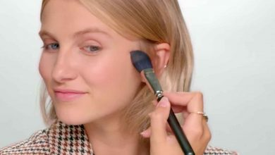 Look de maquillaje para trabajar desde casa