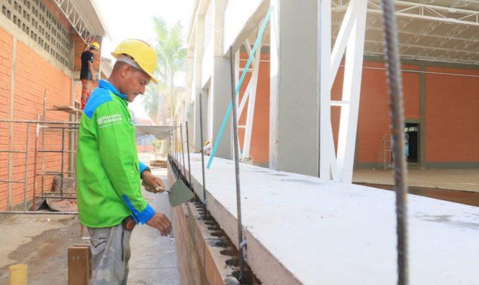 Reinician 11 obras en Montería