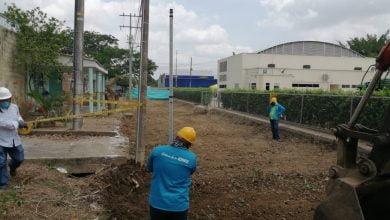 Se reiniciaron cuatro proyectos de infraestructura en Montería