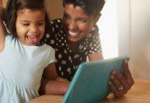 Actividades para entretener a los niños con un Ipad o Celular