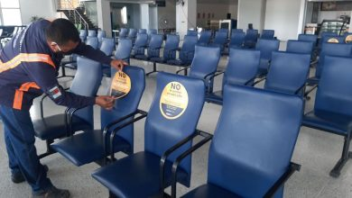 Así se prepara el aeropuerto de Montería para el regreso de viajeros