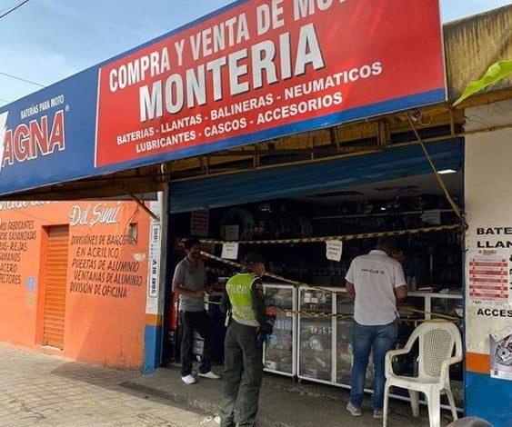 Cierran locales en el Centro de la ciudad y Mocarí