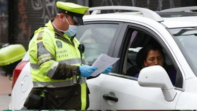 Instructivo de multas por incumplir el aislamiento