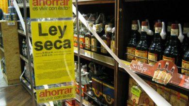 Ley seca en Córdoba durante los próximos festivos