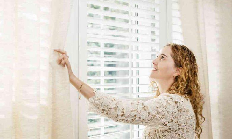 Paso a paso de cómo limpiar las cortinas