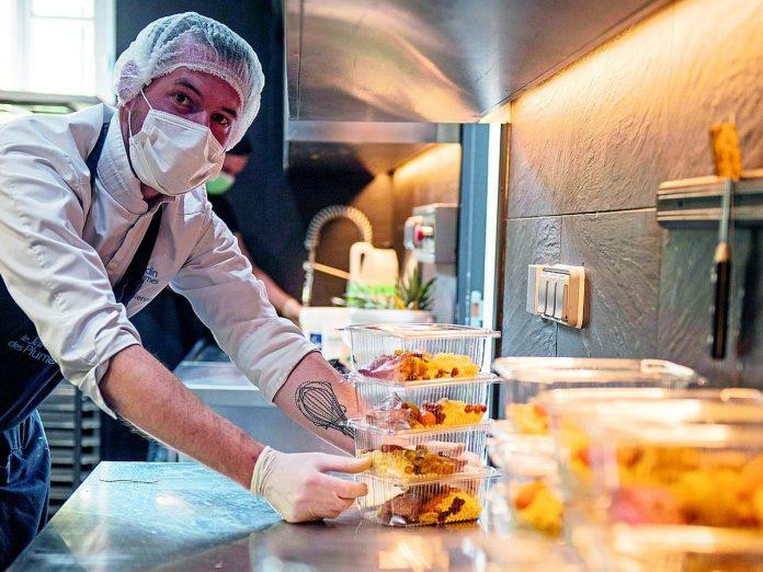 Protocolo para la reapertura de restaurantes de forma gradual