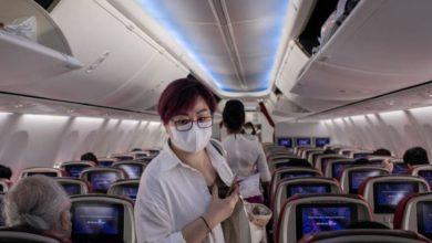 Protocolo para viajar en avión en tiempos de pandemia