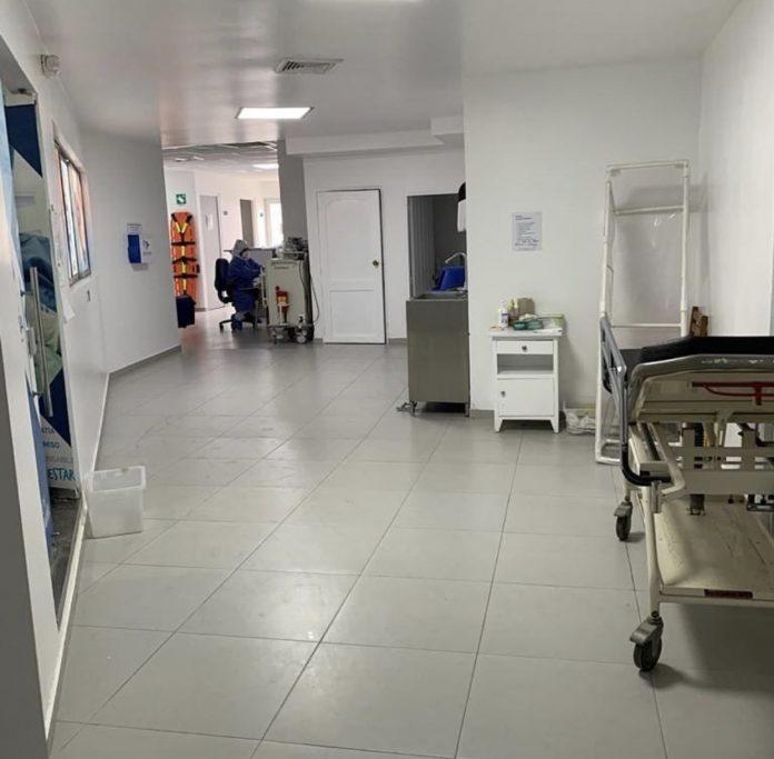 Secretaría de Salud verifica procedimientos en la Clínica Zayma