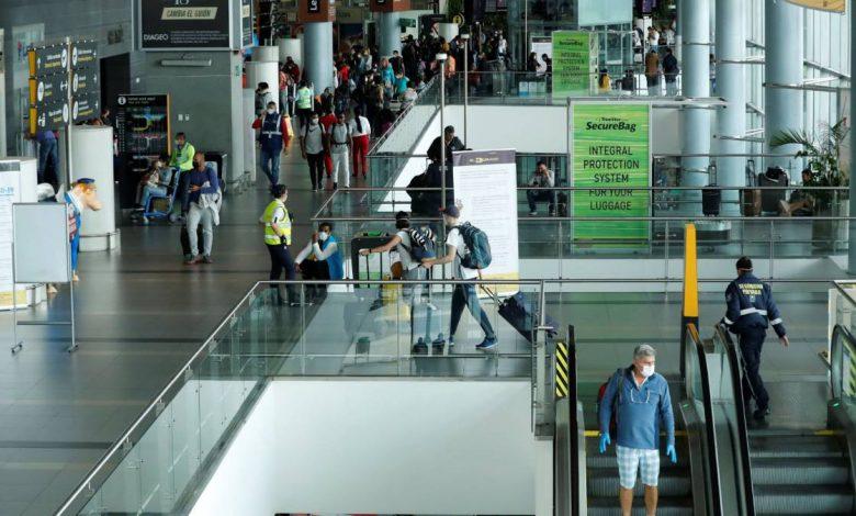 Vuelos nacionales y transporte intermunicipal vuelven en julio