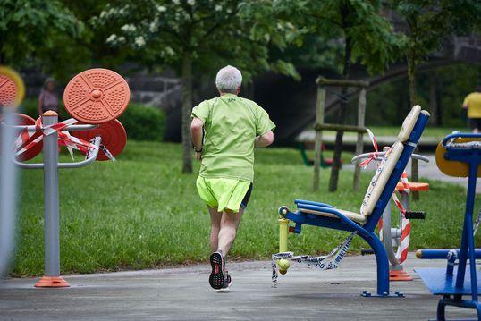 Así quedó el horario de los adultos mayores para ejercitarse