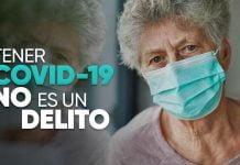Campaña para evitar discriminación a personas con Covid19 en Córdoba