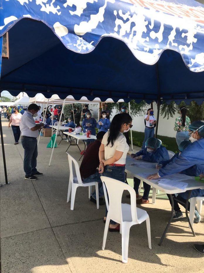 Continúa búsqueda de casos Covid, hoy en La Castellana-Monteverde