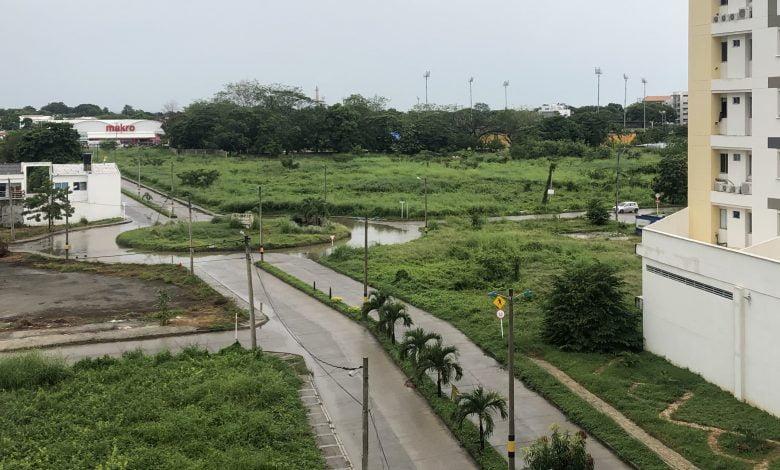 Desvíos habilitados en la Castellana y Monteverde