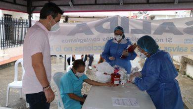EPS acompañan cercos para el diagnóstico de Covid-19 en Montería