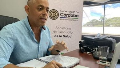 El departamento de Córdoba fue declarado en alerta roja