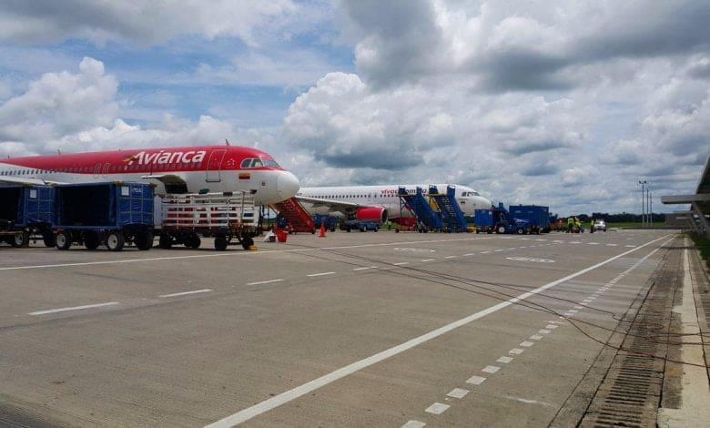 """Esta semana evaluarán planes piloto del aeropuerto """"Los Garzones"""""""