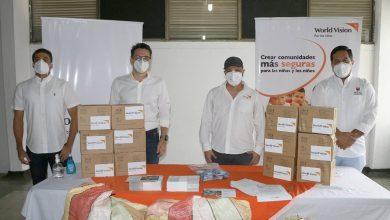 Montería recibió 14 mil sobres purificadores de agua